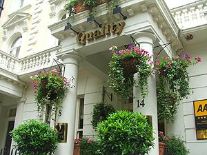 Paddington-Hotel