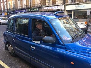 London Taxi Tour Driver